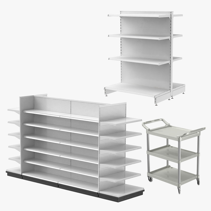 Retail And Utility Shelves 01