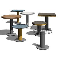 Dining - Bistro - Coffee Table Combo