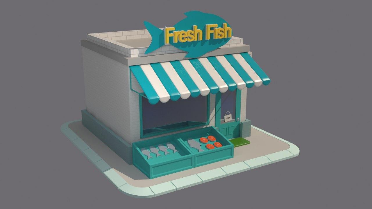 3D store v17