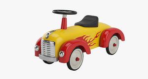riding toy car model
