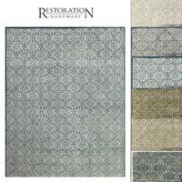 3D restoration rugs madrigal