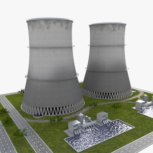 nuclear pipe zone 3D