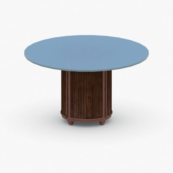 3D interior - table