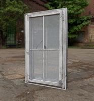 Abandoned window 5