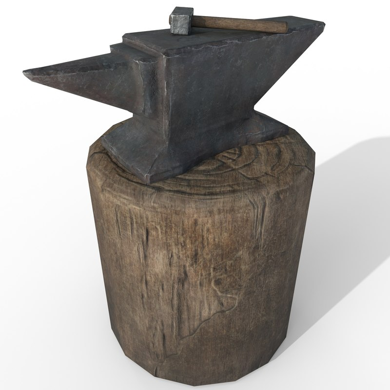 hammer anvil model