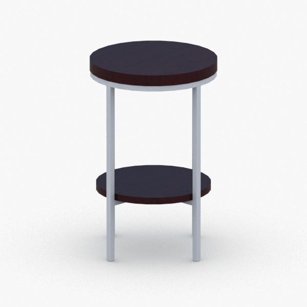 3D interior - table