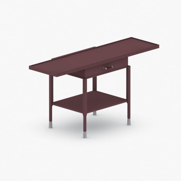 interior - table 3D