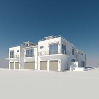 3D housing complex