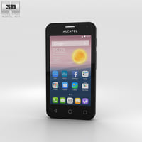 alcatel onetouch touch 3D model