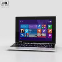 3D toshiba satellite