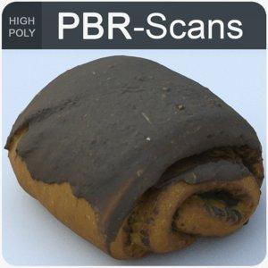 chocolate roll model