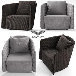 chair armchair 3D model