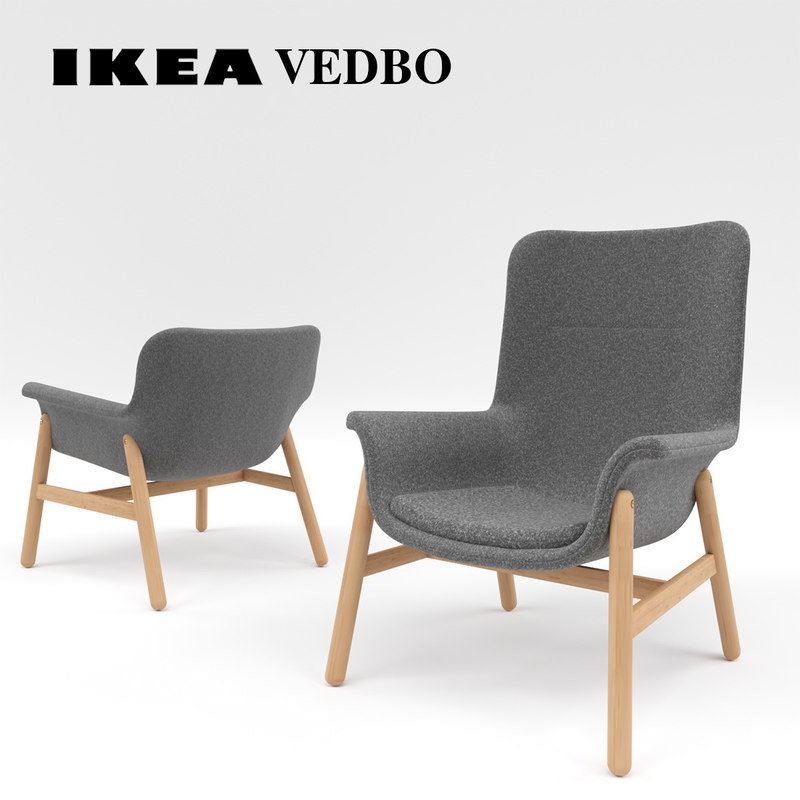 3D vedbo chair
