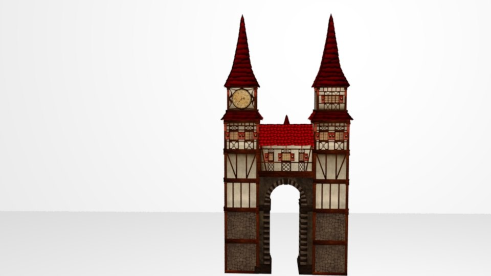 tower games model