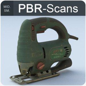 3D jig-saw scans