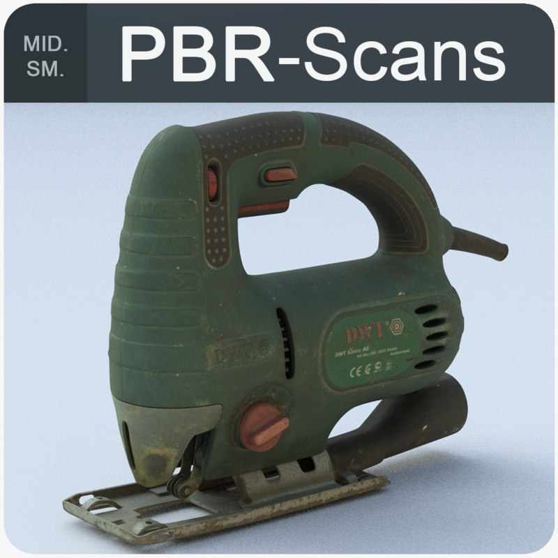 3D jig-saw scans