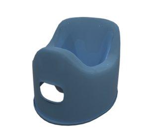 toilet plastic kid 3D model