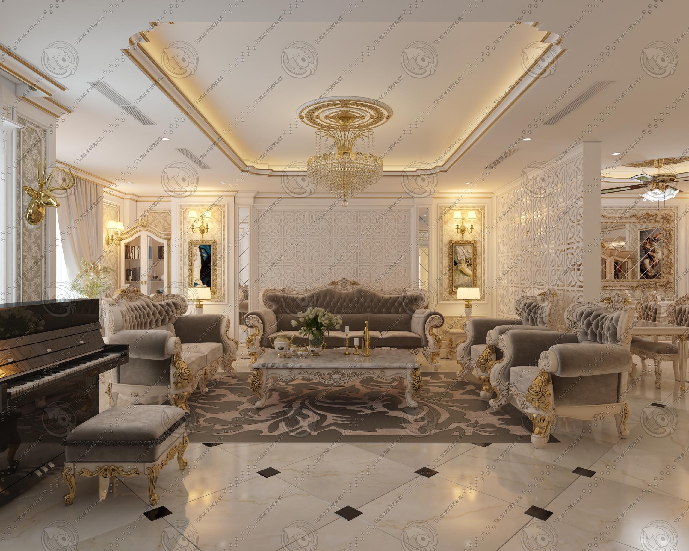 Apartment Interior luxury