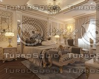 3D Apartment Interior luxury model
