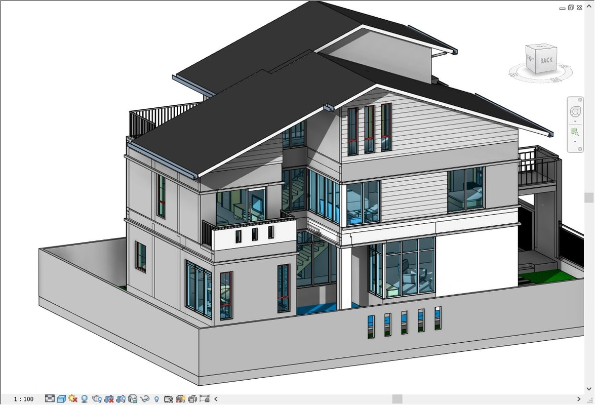 House Drawings 3d Model Turbosquid 1244799 Rh Turbosquid Com White House 3D  Cutaway Drawing 3d Diagram