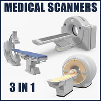 Medical  Scanners Collection