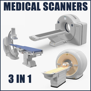 medical scanners 3D