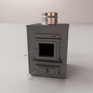 3D furnace