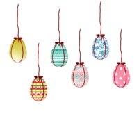 3D easter eggs model