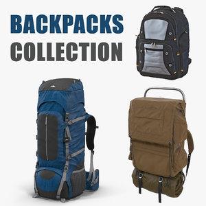 3D backpacks 5