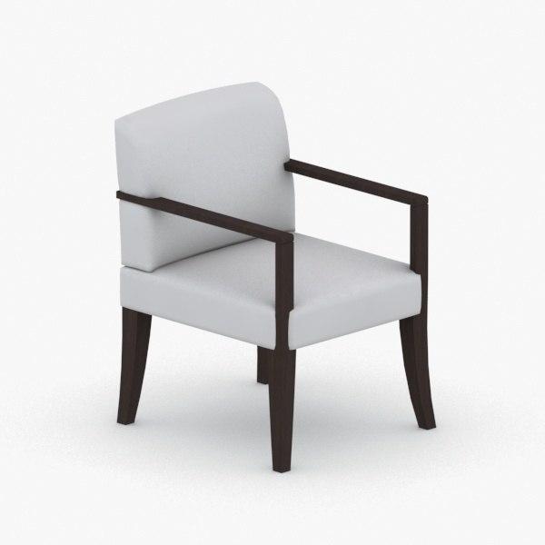 interior - chair stool 3D