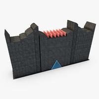 building 03 3D