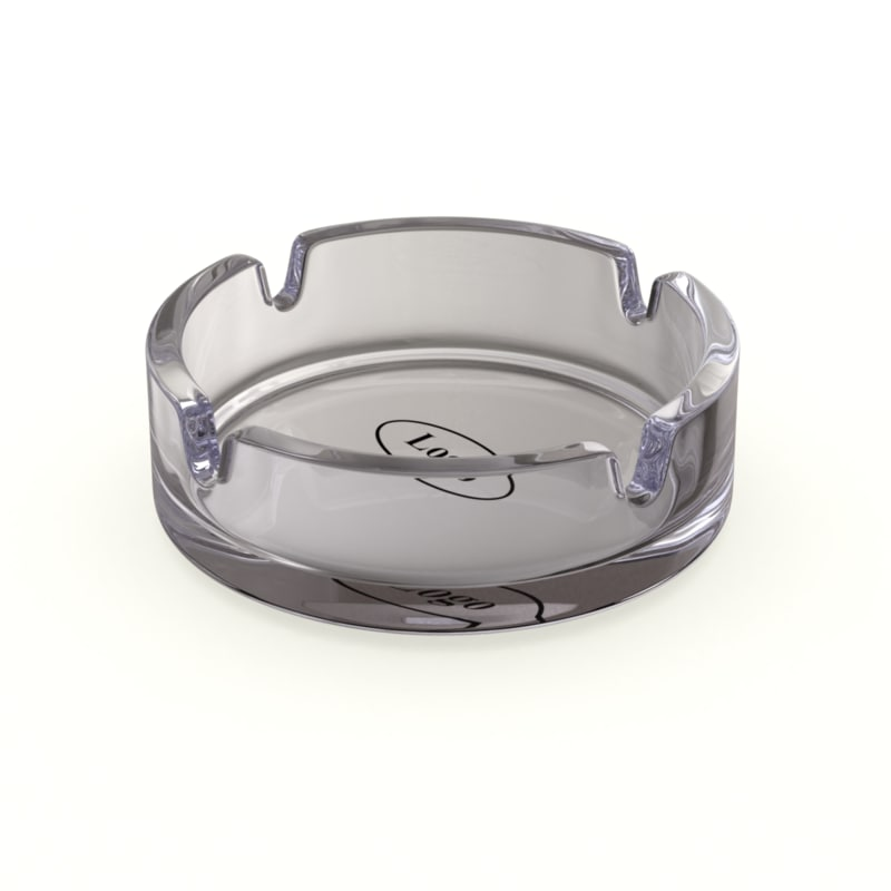 3D glass ceramic