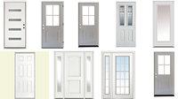 3D doors collections