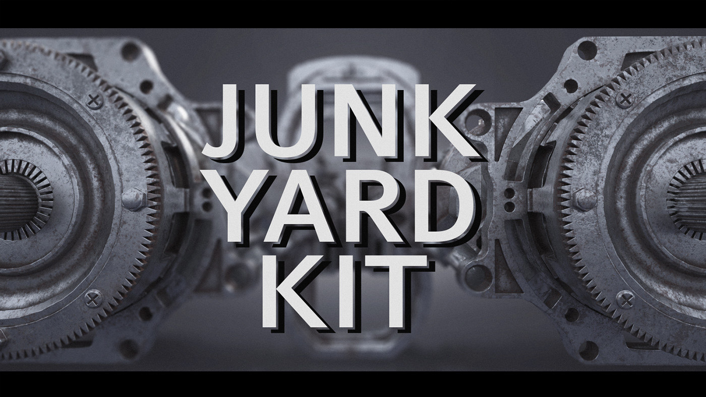 Junk Yard Kit