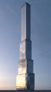 3D skyscraper skyscaper model