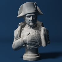 emperor napoleon 3D model