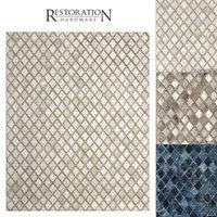 3D restoration rugs hides paragon