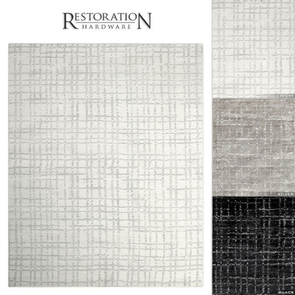 restoration rugs oro 3D model