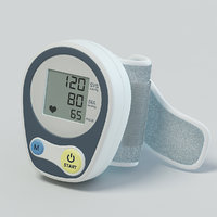 wrist blood pressure monitor model