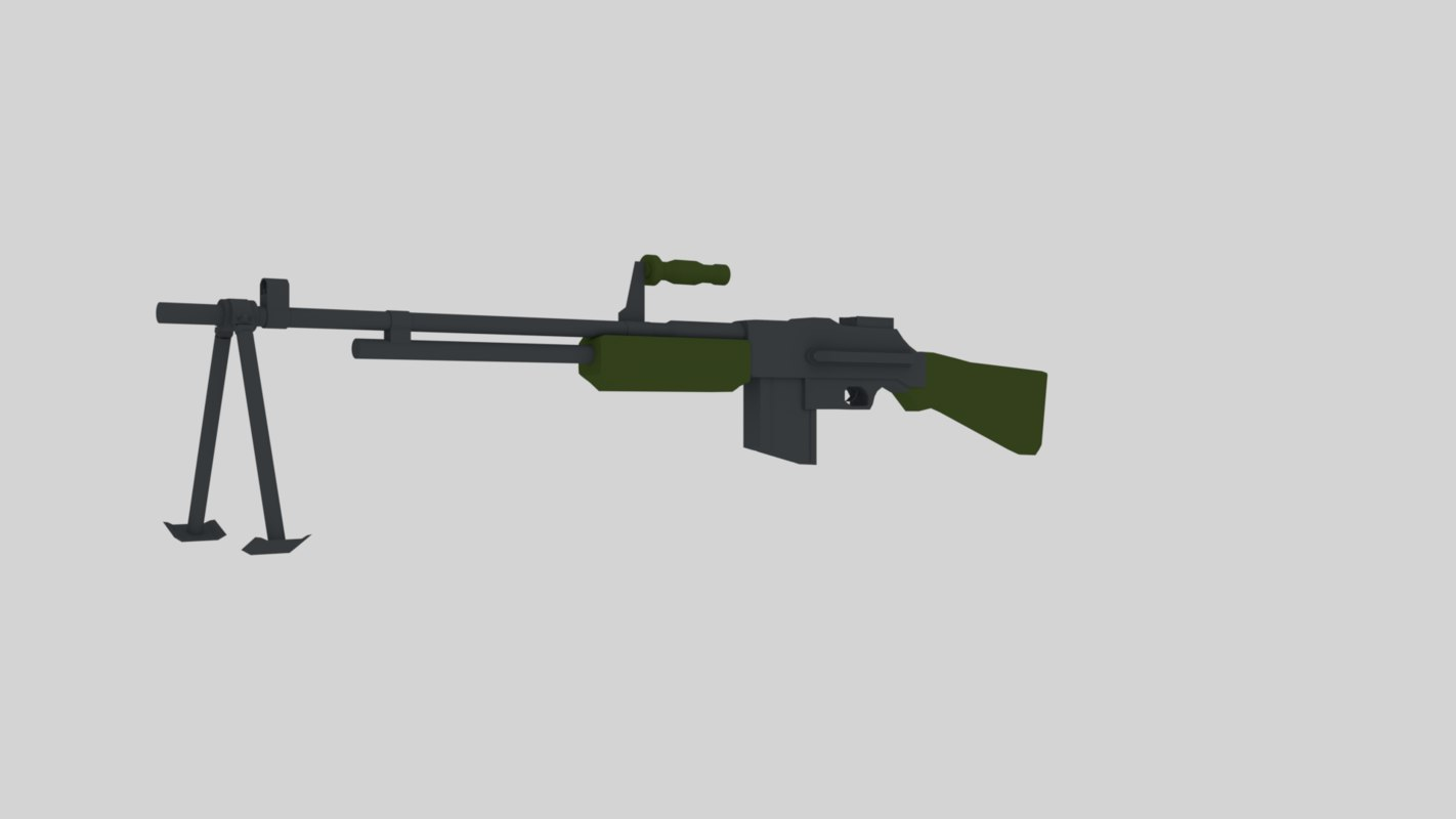 bar rifle model