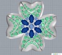 jewelry flower