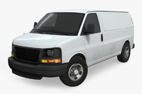 gmc savana van model