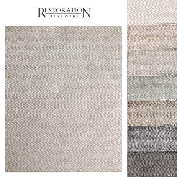 restoration rugs shevra 3D model