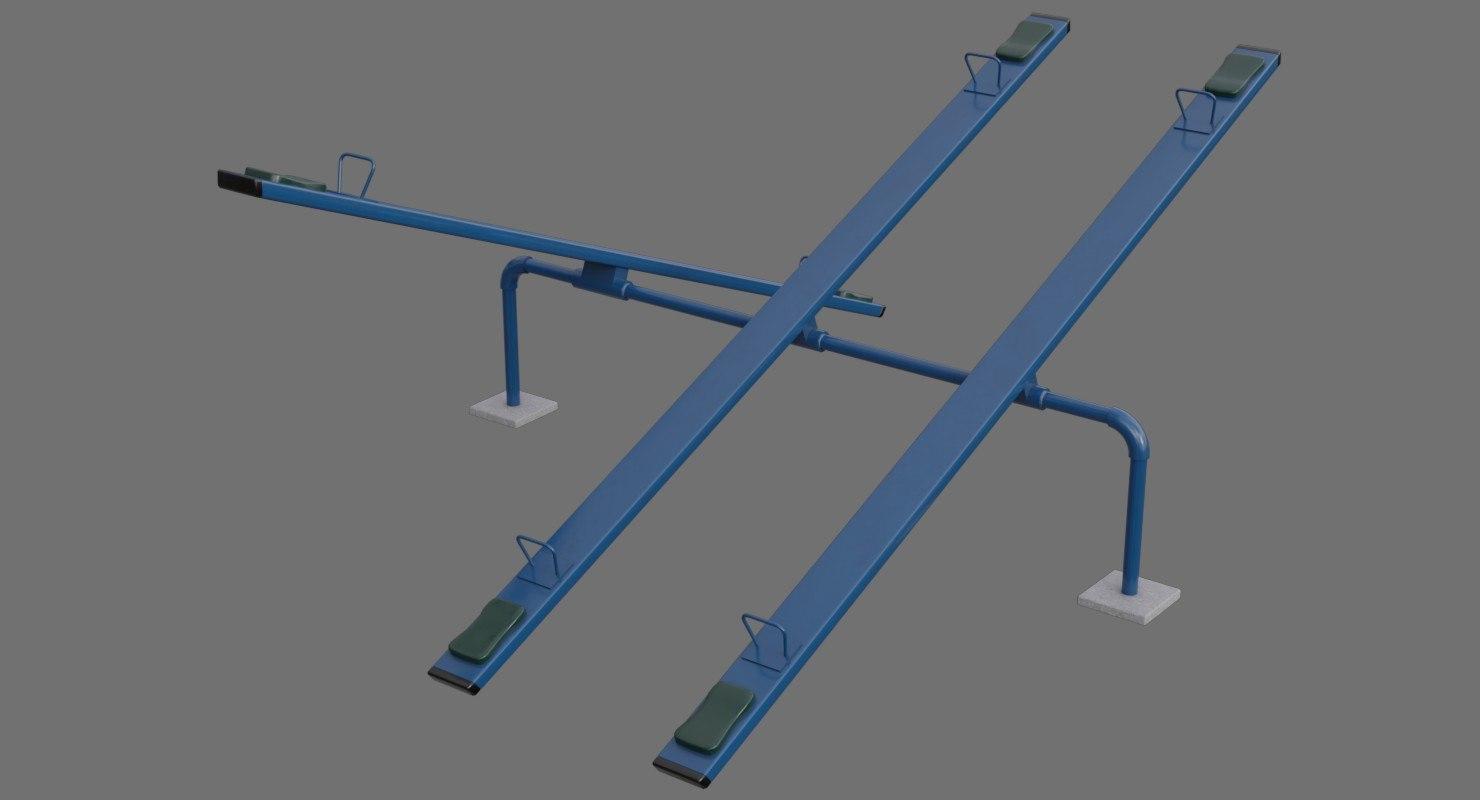 seesaw 1a model