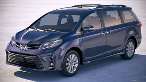 toyota sienna 2018 model