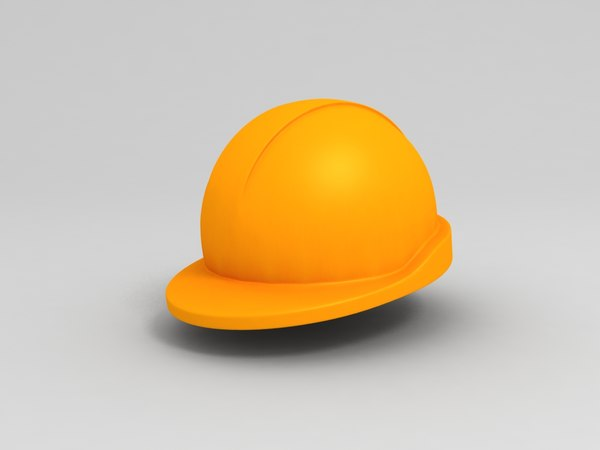 3D safety helmet