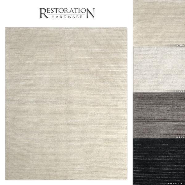 restoration rugs cana 3D model