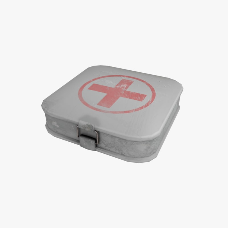 3D aid kit