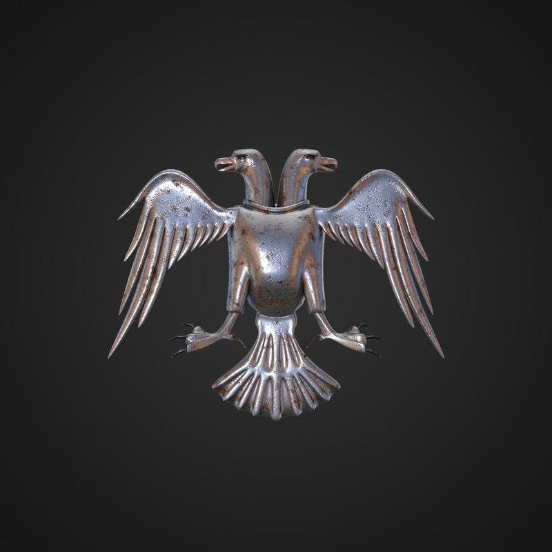 double-headed eagle model