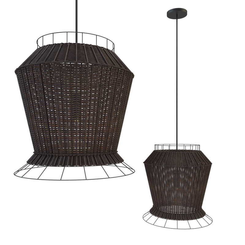 3D arita pendants bolia model